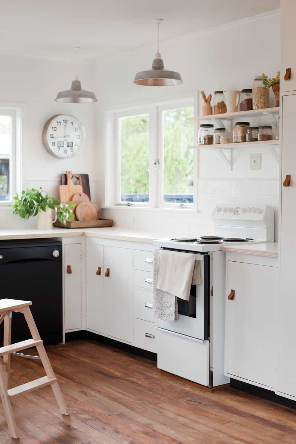 Kitchen Design New Zealand So Fresh And So Clean Homestyle