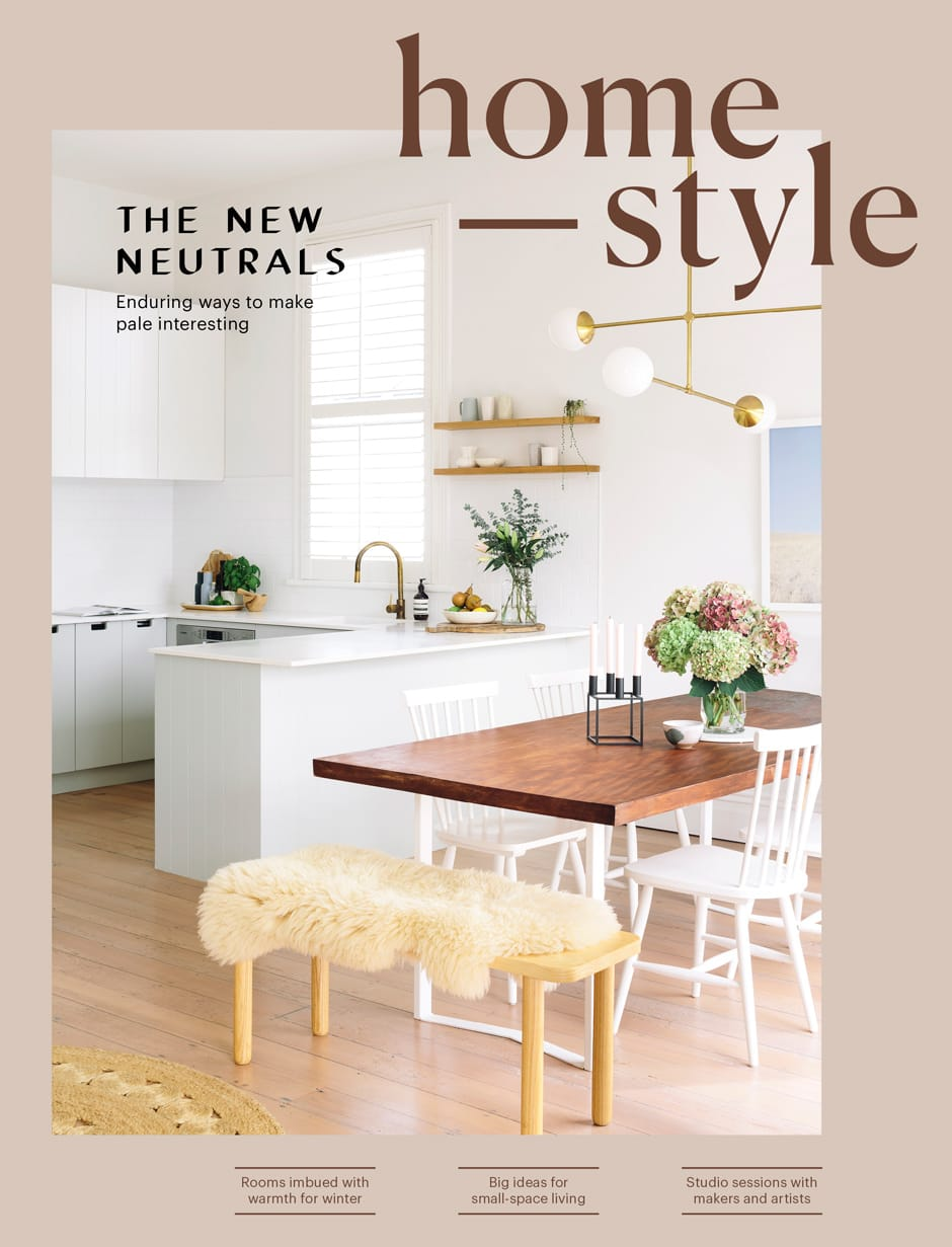 homestyle magazine June 2018