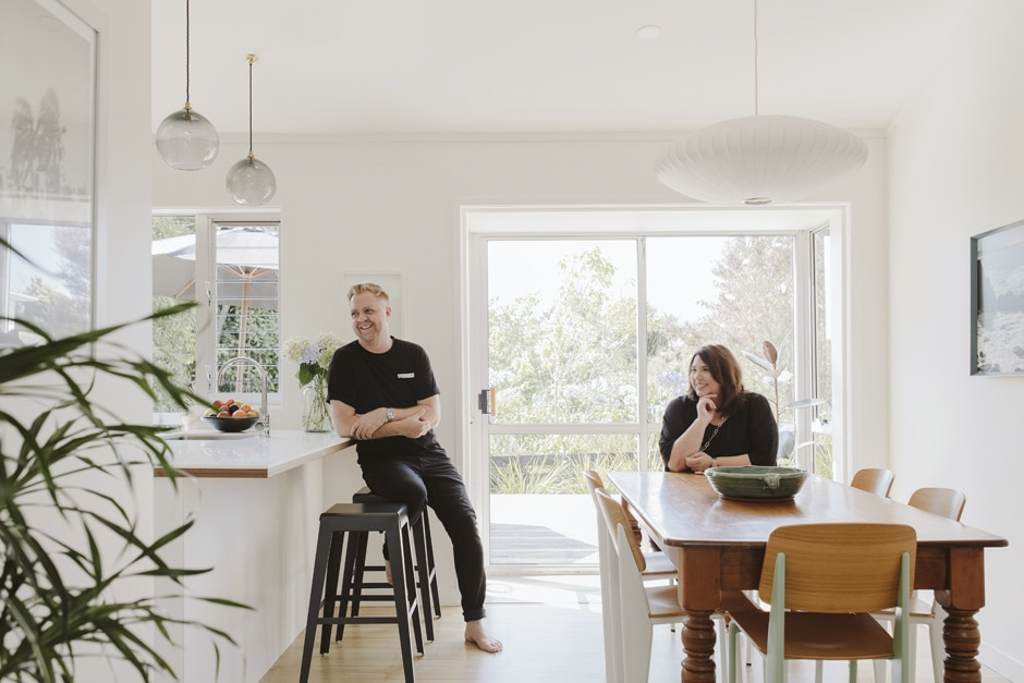 A 60s 70s Home Is Tastefully Renovated In New Plymouth Homestyle