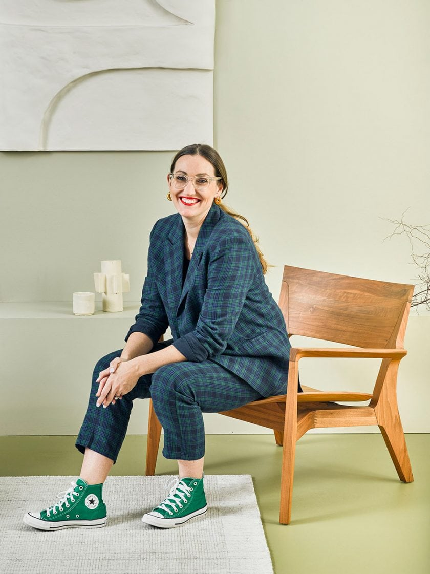 Two stylists' takes on Dulux Colours of New Zealand