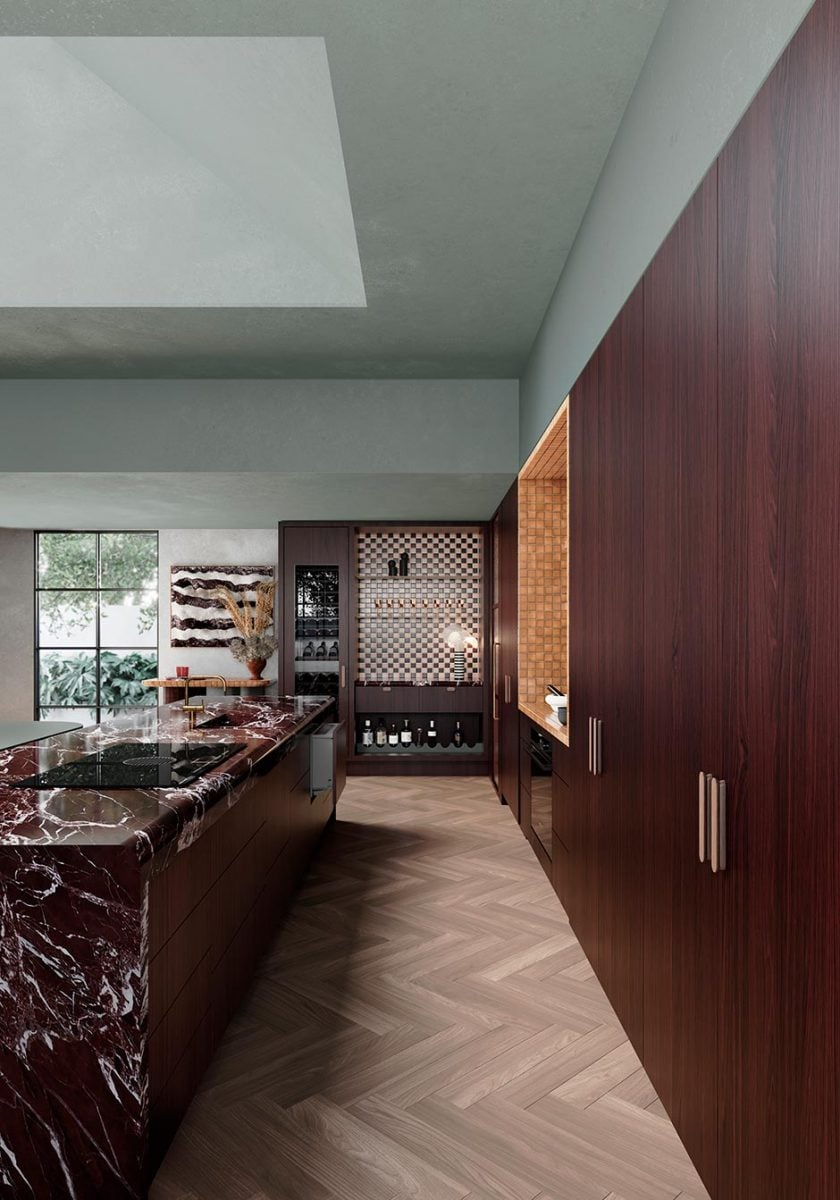 Design your future kitchen with Material Creative