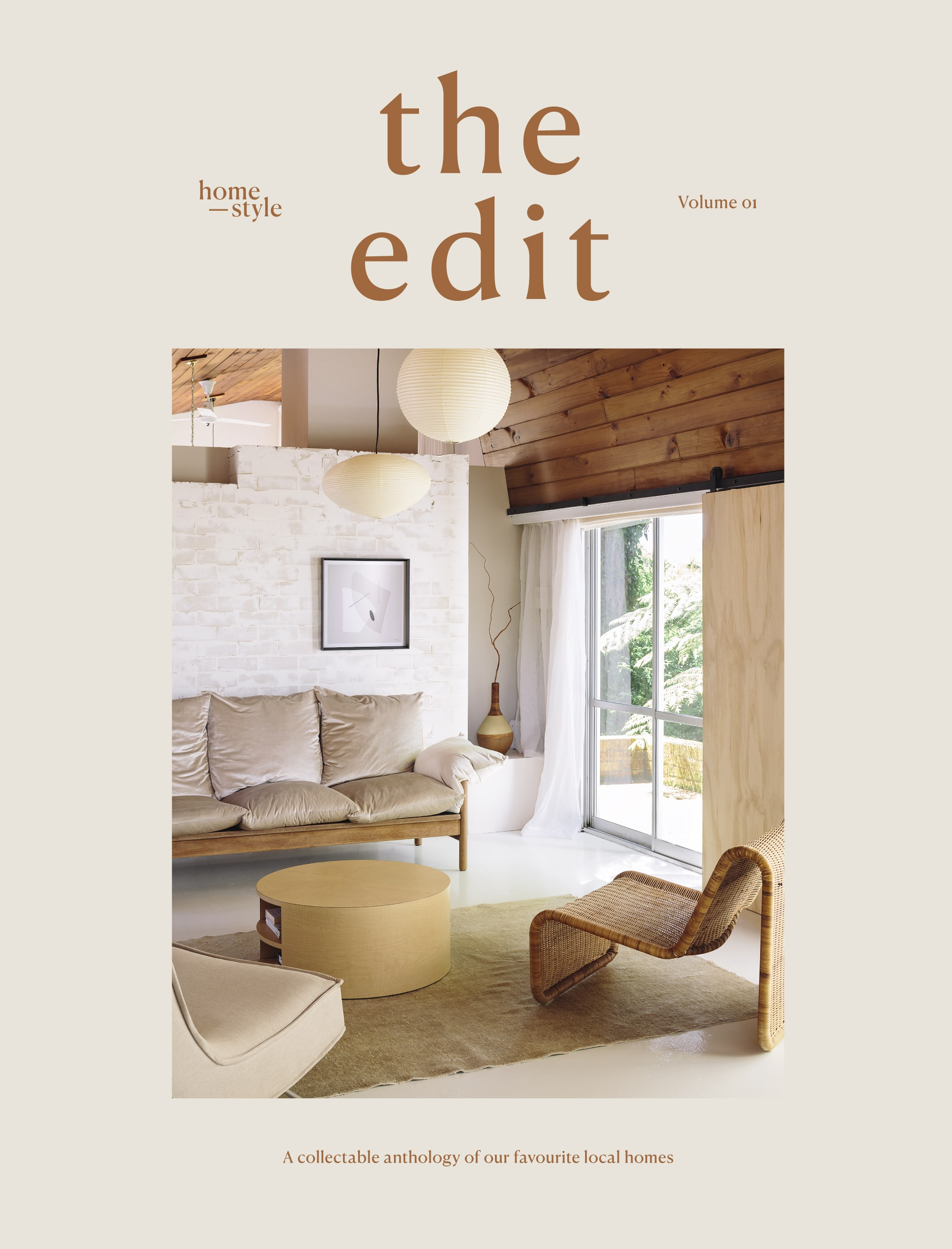 Homestyle's The Edit